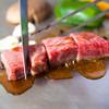 ブォナージョ - 料理写真:熟練ステーキ職人のカウンターライブをお楽しみ下さい!
