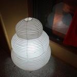 蕎麦ひら井 - 灯り