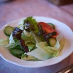 コックさん - 洋食・レストラン コックさん サラダ