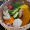 シャンティ - 料理写真:野菜せいろ蒸し(マクロビランチ)