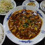 金龍 - 麻婆豆腐:680円