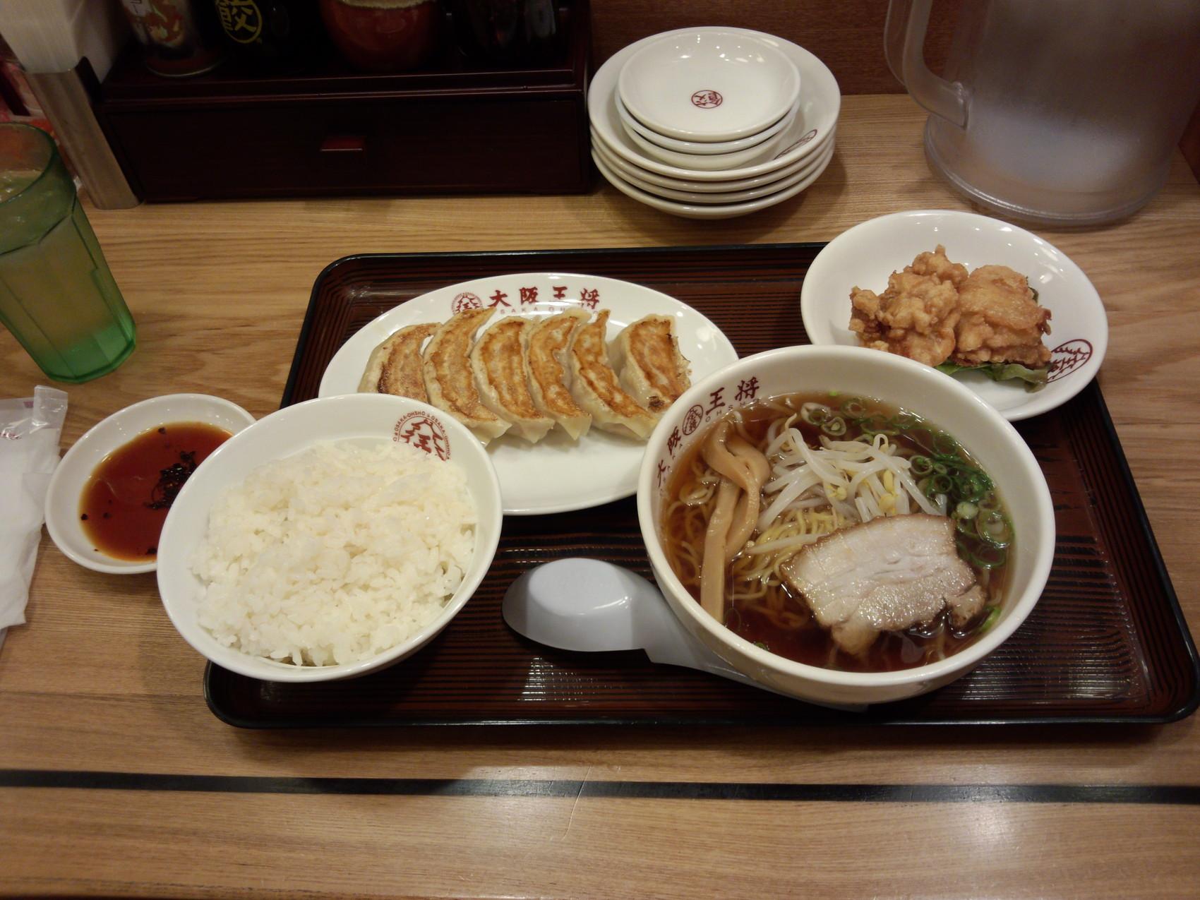 大阪王将 とれび天下茶屋店