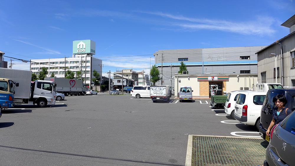 セブンイレブン 名古屋舟戸町店
