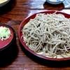 善慶庵 - 料理写真:もりそば大盛り(1000円)