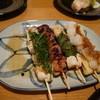 串長 - 料理写真:串焼き盛り合わせ