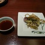 21147613 - 野菜天ぷら \500(税込)