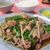 一品香 - 料理写真:肉ニラ炒め