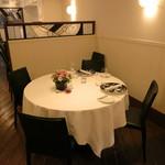 レザンファン ギャテ - 素敵な4人掛けテーブル
