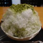 21154100 - かき氷(抹茶宇治氷)