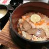 稲荷山健康センター 長安 - 料理写真:松茸釜飯