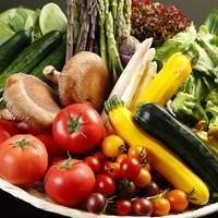 春から秋は、今朝採り野菜を直送!