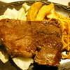 やぽんすき - 料理写真:半額ステーキ