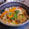 穂の香 - 料理写真:深川釜飯~☆