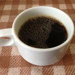 ドジャース食堂 - コーヒー 無料サービス。