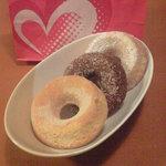 musée d' H DOUGHNUT RECIPE - 3種類の焼きドーナツ