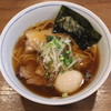 麺処 びぎ屋 - 料理写真:醤油らーめん 半熟味付玉子入り