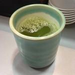 さくら寿司 - お茶