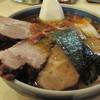蓬来軒 - 料理写真:900えん チャーシュー麺 2013.5