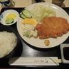 あすなろ庵 - 料理写真:【豚カツランチ@650円】