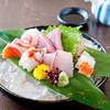 無名屋 - 料理写真:毎朝厳選の鮮魚を使用!『本日のお造里盛り合せ』(二人前)