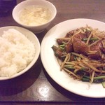 21216186 - 韮レバ炒め定食.jpg