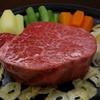 ビストロ&ステーキ たんぽぽ - 料理写真:宮崎牛を中心に極上のA5牛肉だけを使用