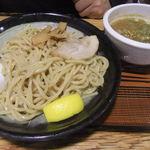 らーめん道場 - つけ麺 700円