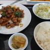 味遊 - 料理写真:鶏肉とカシューナッツ炒め定職