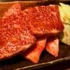 浦江亭 - 料理写真:ランチの極上バラ&ロースセット