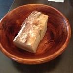 ビストロ マルサンヌ - セットのパン