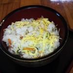 日下鮮魚 - ちらし寿司です