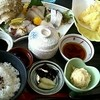 道の駅 みつ シーサイドレストラン 魚菜屋 - 料理写真:瀬戸膳