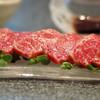 Hosu - 料理写真:馬刺し