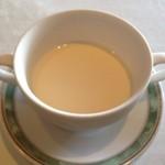 ビ アバンス - 冷製スープ