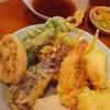 小菊 - 料理写真:天ぷら定食の天ぷら