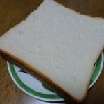 パン工房 今西 - 生でも食べてみました