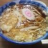 むさしの そば店 - 料理写真:たぬき蕎麦+ミニ牛丼で¥800