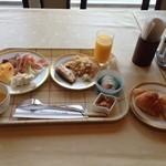 レストラン リヴィエール - 朝食