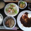 テンペン - 料理写真:この日の日替わり定食650円です