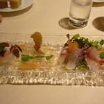 21281261 - 鮮魚のカルパッチョ