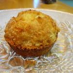 ビーチ・マフィン - 料理写真:ココナツのマフィン