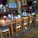 味噌屋 - センターテーブル