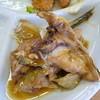 漁師食堂 母々の手 - 料理写真:あら炊きは少し甘め