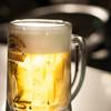 東京さぬき倶楽部 ビア庭園 - 料理写真:生ビール