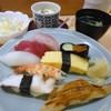 すし亭 - 料理写真:並盛合わせ