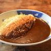 ウッディライフ - 料理写真:ロースカツカレー