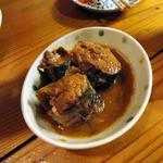 立飲み山ちゃん - サバの味噌煮缶