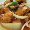 紅福 - 料理写真:メインの酢豚♪