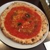 PIZZETTO - 料理写真:ピッツァ・マリナーラ