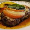 ウィーン - 料理写真:イタリアンハンバーグ